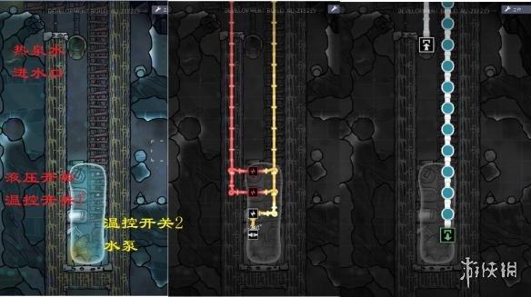缺氧自动化电线电路图