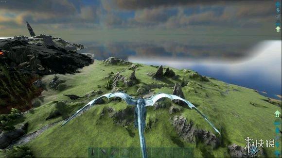 《方舟:生存进化》仙境新地图图文介绍