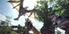 《怪物猎人世界》20分钟试玩视频
