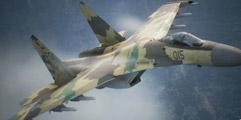 《皇牌空战7:未知空域》专家模式演示视频