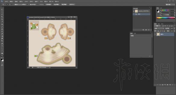《冒险岛2》diy时装ps设计制作图文教程 怎么设计时装?