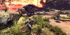 《怪物猎人世界》试玩视频演示 游戏战斗体验如何?