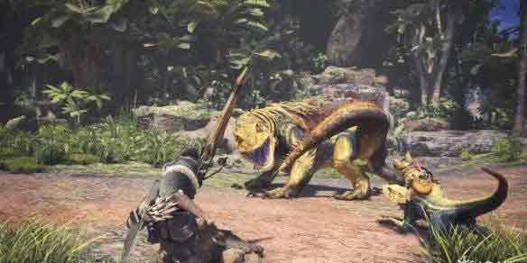 《怪物猎人世界》各角色战斗视频演示 游戏画面如何?