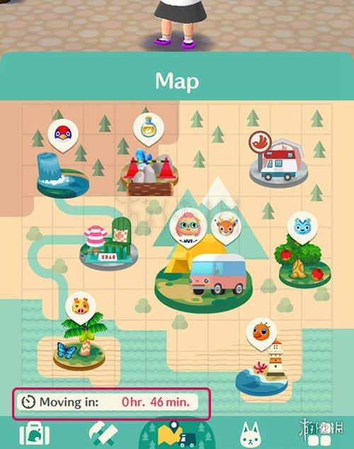 《动物之森》手游地图选择 矿山地图进入方法及任务地图完成技巧