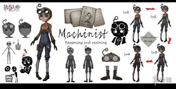 《第五人格》游戏各人物介绍 人物玩法教学