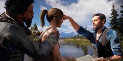 《孤岛惊魂5》开放世界及趣味玩法演示视频 有哪些玩法?