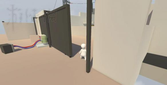 《人类:一败涂地》第八关通关玩法图文攻略 第八关怎么通关?