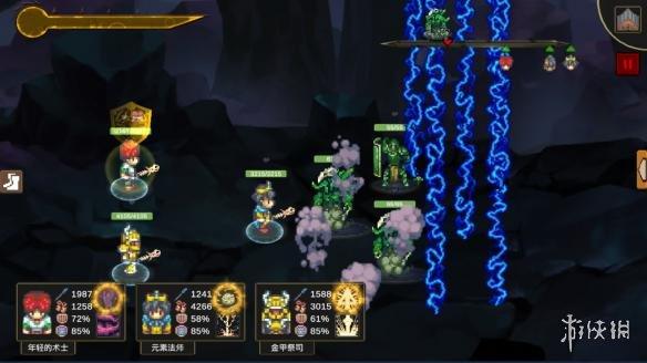 《龙崖》Dragon Cliff游戏特色内容介绍 好玩吗?