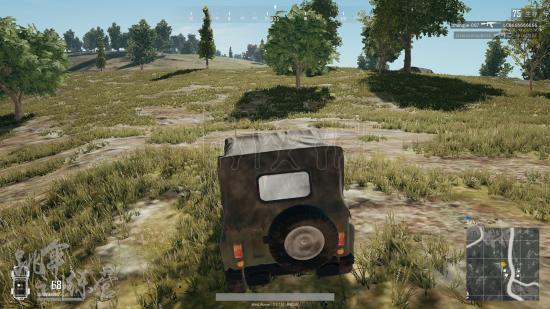 《绝地求生大逃杀》车怎么开?开车技巧介绍