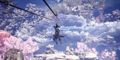 《怪物猎人世界》陆珊瑚台地新地图演示视频 新地图介绍视频