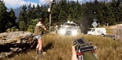 《孤岛惊魂5》环境系统+人物角色+玩法细节演示视频
