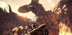 《怪物猎人世界》生态系统及狩猎介绍视频 怪物打斗演示视频