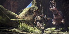 《怪物猎人世界》蛮颚龙大剑打法视频分享 蛮颚龙用大剑怎么打?