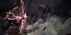 《怪物猎人世界》新怪物尸套龙演示视频分享