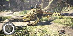 《怪物猎人世界》骑乘系统图文介绍 骑乘怎么操作?