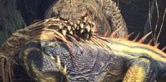 《怪物猎人世界》用锤子给毒妖鸟头上加BUFF方法视频分享