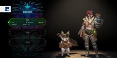 《怪物猎人世界》捏人系统+怪物图鉴+游戏设置上手体验心得