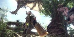 《怪物猎人世界》全怪物全动作解析视频解说