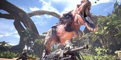 《怪物猎人世界》惨爪龙狩猎视频合集 惨爪龙打法视频分享