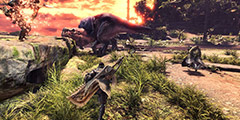 《怪物猎人世界》Xbox One X与PS4 Pro画面对比视频 哪边画面好?