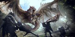 《怪物猎人世界》盾斧角龙进阶GP打法演示视频 盾斧怎么用?