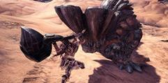 《怪物猎人世界》盾斧1分56秒灭尽龙视频 盾斧怎么灭尽龙?