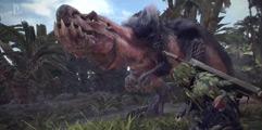 《怪物猎人世界》双刀5分50秒SOLO灭尽龙演示视频