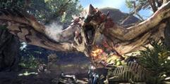 《怪物猎人世界》太刀角龙及火龙打法视频分享 太刀角龙怎么打?