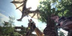 《怪物猎人世界》目前最稳0猫灭尽龙打法视频教学