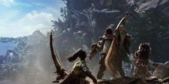 《怪物猎人世界》主线四大古龙全一次过视频攻略 古龙怎么打?
