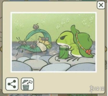 旅行青蛙稀有明信片如何获得 全SSR图鉴获取技巧汇总