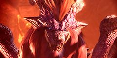 《怪物猎人世界》长枪讨伐炎王龙视频 长枪怎么打炎王龙?