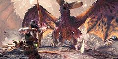 《怪物猎人世界》弓正常打法3分36秒讨伐灭尽龙视频