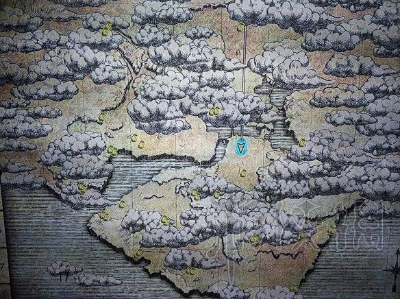 旺达与巨像全果树位置图解 果树分布在哪?