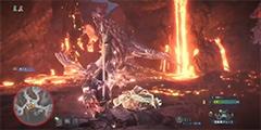 《怪物猎人世界》拔刀弓2分30秒讨伐爆鳞龙视频 拔刀弓强不强?