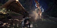 《怪物猎人世界》初级挑战任务01评价A级打法视频