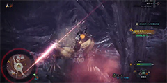 《怪物猎人世界》跳柱流弓57秒讨伐灭尽龙视频