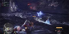 《怪物猎人世界》四重弩速刷历战炎王龙视频分享