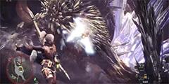 《怪物猎人世界》弓裸装讨伐灭尽龙视频