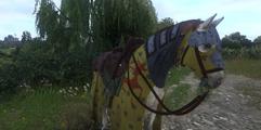 《天国:拯救》战马头部铠甲位置图文详解 马盔在哪获得?