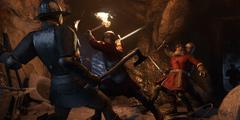 《天国:拯救》把敌人推倒在地方法 怎么把敌人推到在地?
