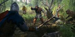 《天国:拯救》弓箭打法视频攻略 弓箭怎么瞄准?