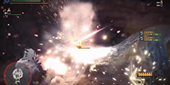 《怪物猎人世界》重弩机关枪强不强?重弩机关枪暴力输出视频