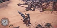 《怪物猎人世界》长枪全升级路线最终形态图鉴一览