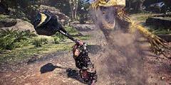 《怪物猎人世界》锤子暴力配装 锤子如何提高攻击?