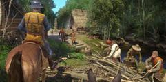 《天国:拯救》前期最强卫兵装备及马入手方法