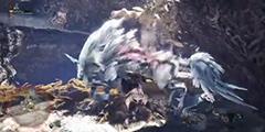 《怪物猎人世界》片手剑4分47秒单刷历战麒麟