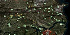 《真三国无双8》全篝火位置一览 篝火都在哪?