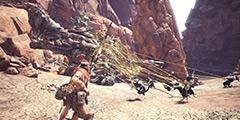 《怪物猎人世界》弓要怎么输出?弓实用攻击连段分享