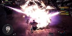 《怪物猎人世界》双刀无限爆破演示视频 双刀如何做到无限爆破